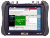 Ethernet og fiberchannel test