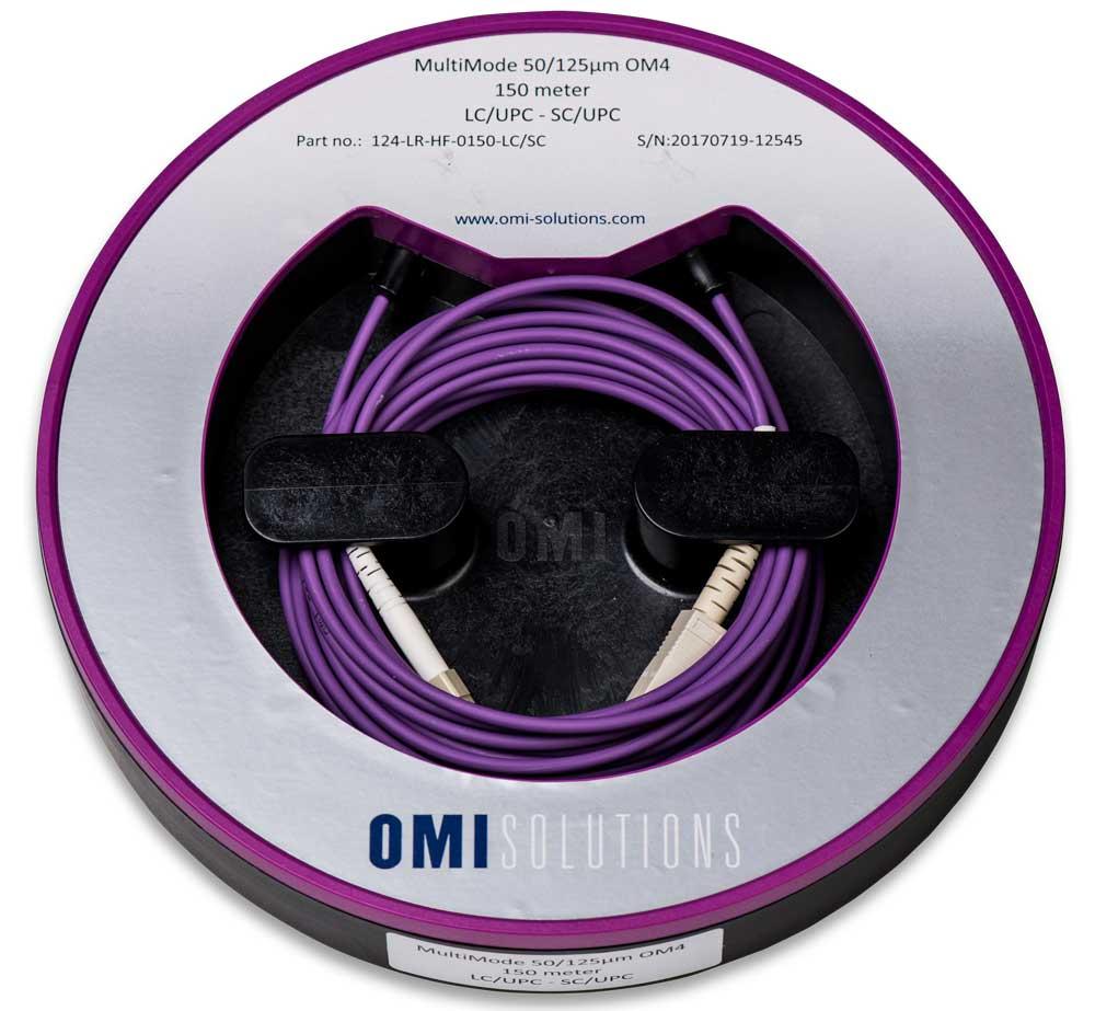 OM4 MultiMode Launch Ringe