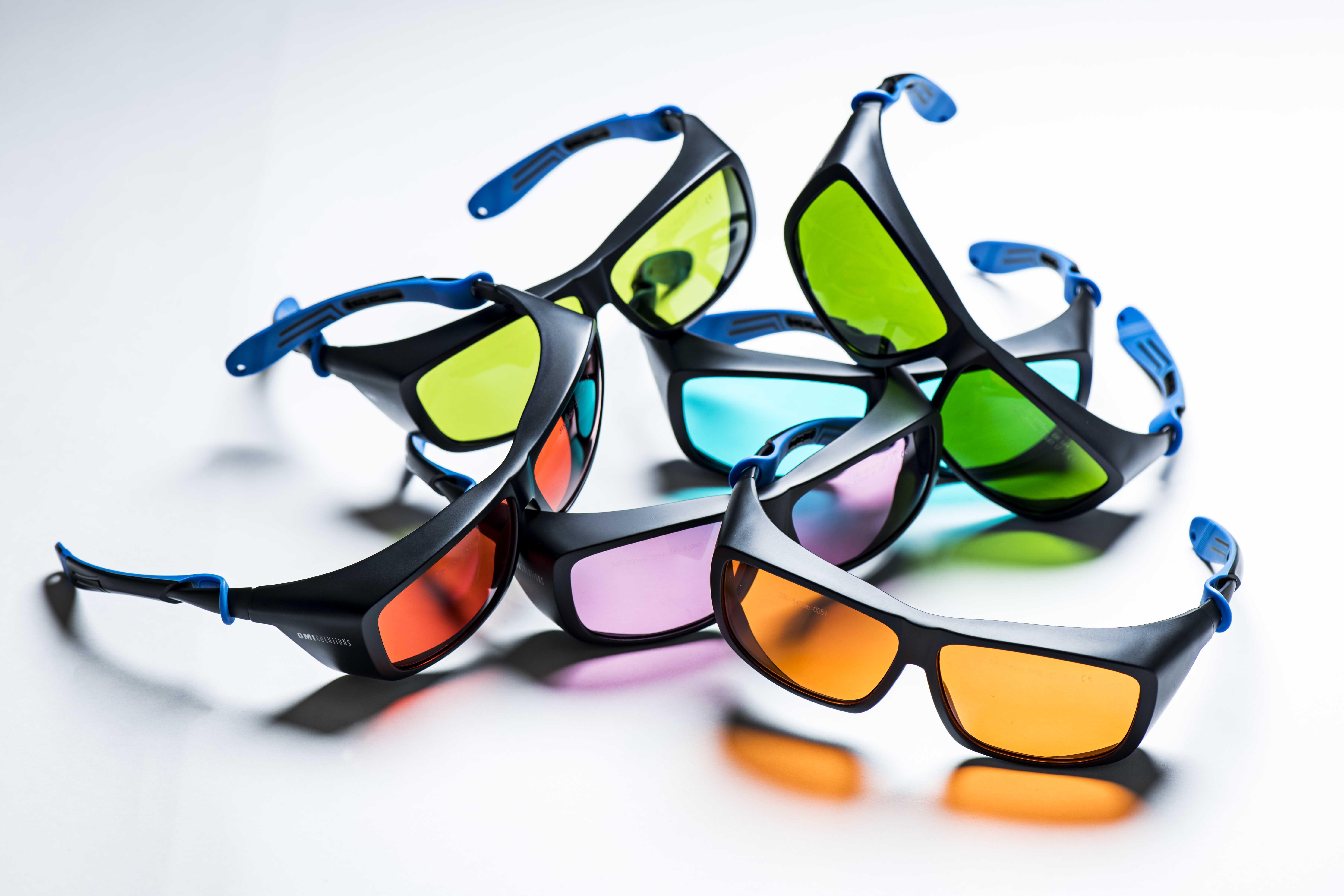 Laser beskyttelsesbriller  Datacenter- og Telekom